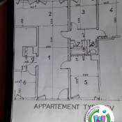 Evry, Appartement 5 pièces, 77 m2