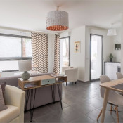 Ecully, Appartement 4 pièces, 86 m2