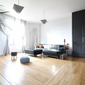 Nancy, Appartement 4 pièces, 100 m2