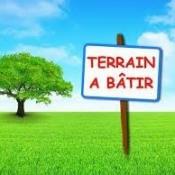 Terrain 1000 m² Montret (71440)