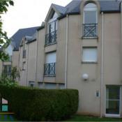 Ouistreham, Apartment 2 rooms, 46.47 m2