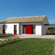 Maison avec terrain Payré 82 m²