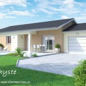 Maison 4 pièces + Terrain Blyes (01150)