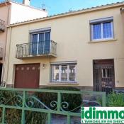 vente Maison / Villa 5 pièces Elne