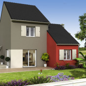 Maison 4 pièces + Terrain Orainville