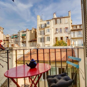 Marseille 6ème, Appartement 4 Vertrekken, 103 m2