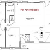 Maison avec terrain Cournon-d'Auvergne 87 m²