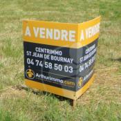 Saint Jean de Bournay,  pièces, 594 m2