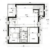 Saintry sur Seine, Appartement 3 pièces, 72 m2