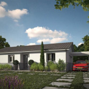 Maison 4 pièces + Terrain Paillet