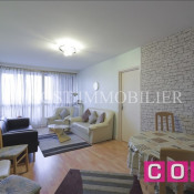 Gennevilliers, Apartamento 2 assoalhadas, 58,58 m2