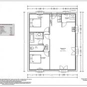 Maison 3 pièces + Terrain Montélimar