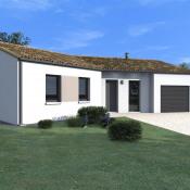 Maison avec terrain Palluau 100 m²