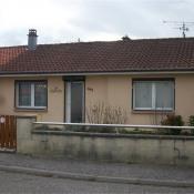 vente Maison / Villa 3 pièces Sarrebourg