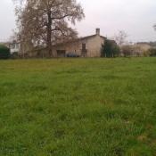 Terrain 1114 m² Toulenne (33210)