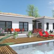 Terrain 400 m² Courthezon (84350)