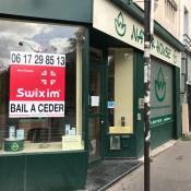Paris 20ème, Boutique 3 pièces, 50 m2