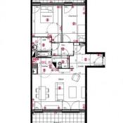 location Appartement 3 pièces Cenon