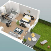 Sale apartment Verson 122000€ - Picture 2