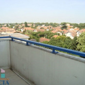 Toulouse, Appartement 3 pièces, 57,51 m2