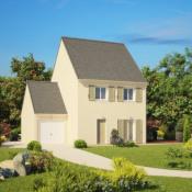 Maison 3 pièces + Terrain Grez-sur-Loing