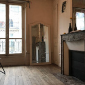 Paris 11ème, Apartamento 3 assoalhadas, 47 m2
