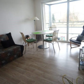 Strasbourg, Appartement 2 pièces, 38 m2