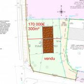 Terrain 300 m² Puyricard (13540)