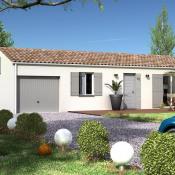 Maison 5 pièces + Terrain Rochefort