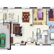 Maison 5 pièces + Terrain Ancenis
