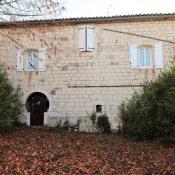Montpezat de Quercy, casa antigua 4 habitaciones, 150 m2