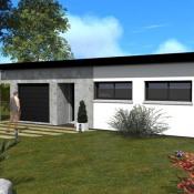 Terrain 1500 m² Rauzan (33420)