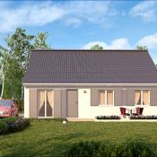 Maison 4 pièces + Terrain Ollainville