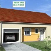 Maison avec terrain  72 m²