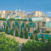 produit d'investissement Appartement 3 pièces Paris 18ème