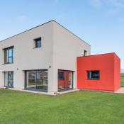 Flammerans, Maison contemporaine 7 pièces, 204 m2