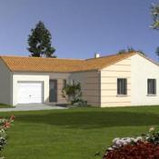 Maison avec terrain Mauprévoir 90 m²