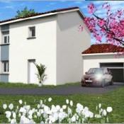 Maison avec terrain Beynost 91 m²