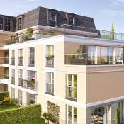 vente Appartement 3 pièces Franconville