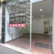 location Boutique 1 pièce Paris 18ème