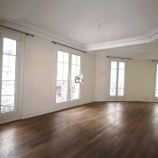 Paris 18ème, квартирa 4 комнаты, 69 m2