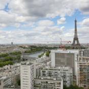 Paris 15ème, Appartement 4 pièces, 96 m2
