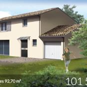 1 Antin 92,7 m²