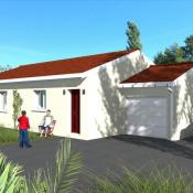 Maison avec terrain Valencin 100 m²