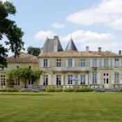 Pons, Château 25 pièces, 1250 m2