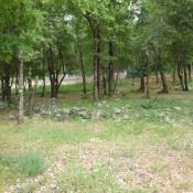 Terrain 835 m² Ste Anastasie sur Issole (83136)