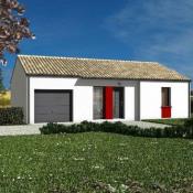 Maison 3 pièces + Terrain Saint-Georges-des-Gardes