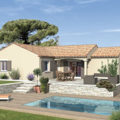 Maison 5 pièces + Terrain Sainte-Anastasie