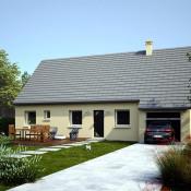 Maison avec terrain Vaucourtois 73 m²
