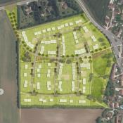 Terrain 705 m² Sonchamp (78120)